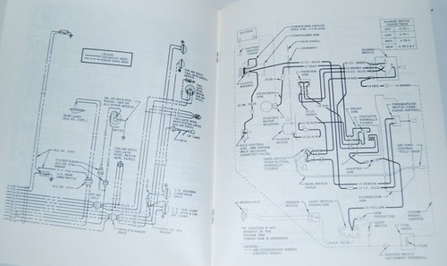 1962 Chevy Nova Wiring Diagram - Swift Electrical Schemes on