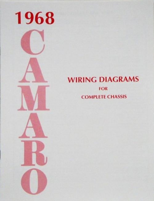 1969 corvette chassis wiring diagram 68 1968 camaro electrical wiring diagram manual i 5 classic chevy  electrical wiring diagram manual