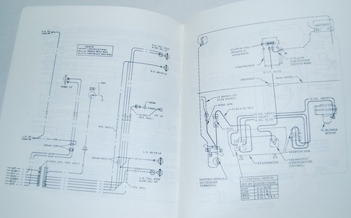 68 el camino wiring diagram 68 chevelle el camino electrical wiring diagram manual ... 1976 el camino wiring diagram