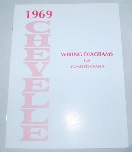 69 1969 chevelle el camino electrical wiring diagram manual i 5 wiring diagram for 70 chevelle 69 1969 chevelle el camino electrical wiring diagram manual