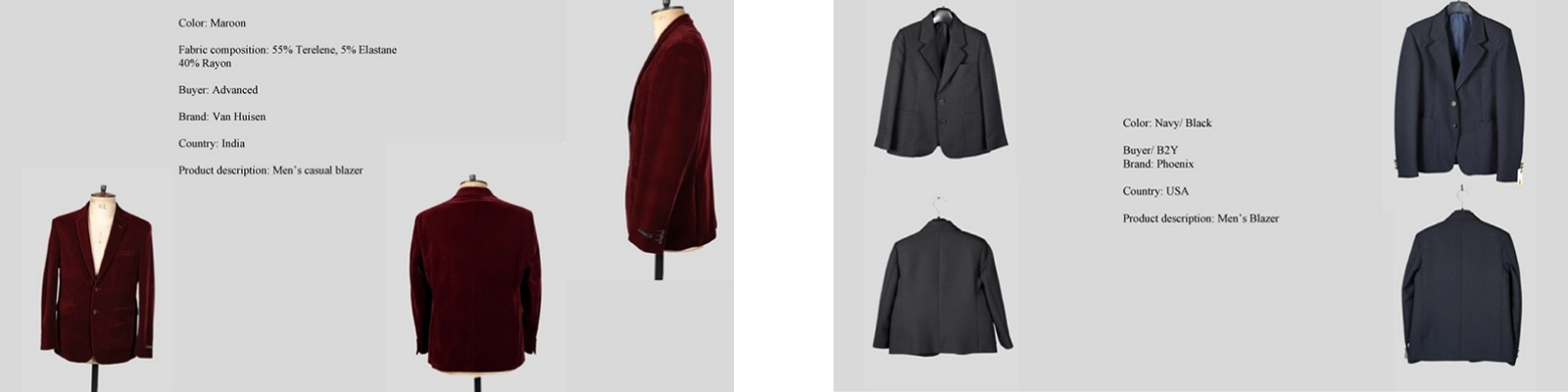 LGFG mens luxury blazers with style for wholesale