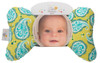 Playful Paisley Baby Head Pillow