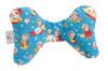 Retro Rockets Infant Head Support Pillow