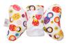 Little Kukla Gift Set with Baby Elephant Ears and Large Blanket