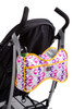Purple Bubble Stroller Bag