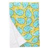 "Playful Paisley XL Baby Blanket (42"" x 32"")"