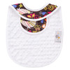 Birds of Norway Bib Back
