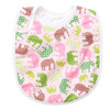 Pink Elephant Bib Style