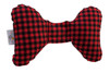 Buffalo Plaid Baby Head Pillow