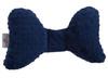Navy Minky Carseat Pillow