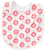 Glitzy Diamond Bib Stylish