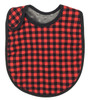 Buffalo Plaid Bib Stylish