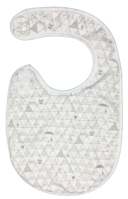 Tribal Bib Baby Elephant Ears