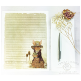 Miss Tittles Stationery Paper Set