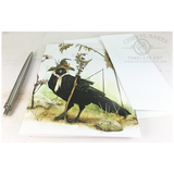 The Crow of Crescent Hill Greeting Card