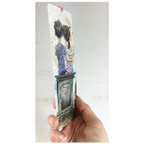 Happily Ever After Zombie Bookmark