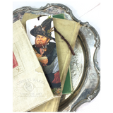 Interrupted Thoughts Bookmark