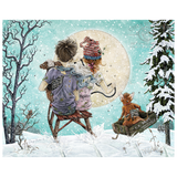 Charming Zombie Moments - Winter Tidings