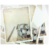 The Witching Hour Stationery Paper Set