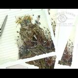 Garnock - King of the Woodlands Letter Writing Set