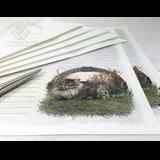 Celtic Cat Stationery Paper