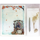 The Gypsy Fortune Teller Stationery Paper