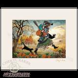 The Pumpkin Herder with Lovely Mat
