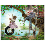 Charming Zombie Moments -  Tree House