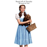 Dorothy Goes to a Magical School