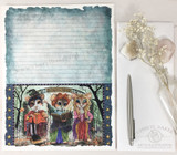 The Sanderson Sisters Stationery Paper Set