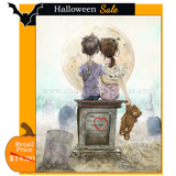 SALE - Charming Zombie Moments - Happily Ever After