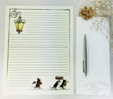 Naughty Mice Stationery Paper Set