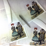 Winifred Goes to a Magical School Stationery Paper Set