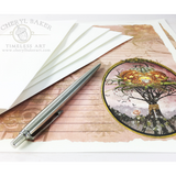 The Wicked Witch Estate Stationery Paper Set