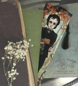 Edgar Allan Poe Bookmark