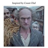 Count Olaf Teaches at a Magical School
