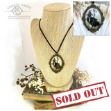 The Crow of Crescent Hill Necklace