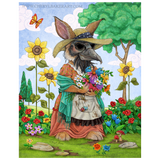 Springtime with Miss Tittles in Disguise