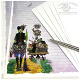 Wicked Witch of the West Stationery Paper Set