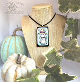 Witchy Ghost Necklace