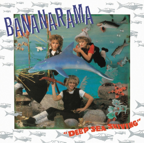 Bananarama - Deep Sea Skiving - Blue Vinyl - LP & CD