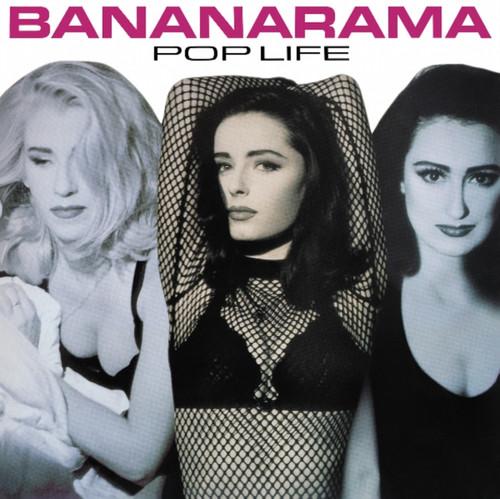 Bananarama - Pop LIfe - Pink Vinyl - LP & CD