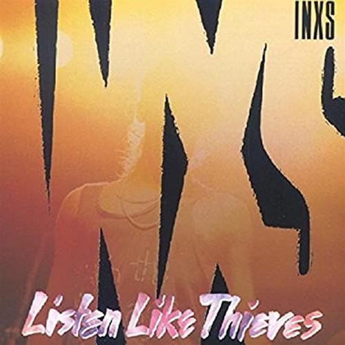 INXS - Listen Like Thieves - Backtoblackvinyl - 180g LP