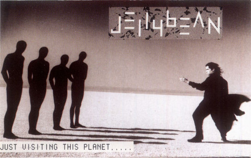 Jellybean - Just Visiting This Planet - Cassette