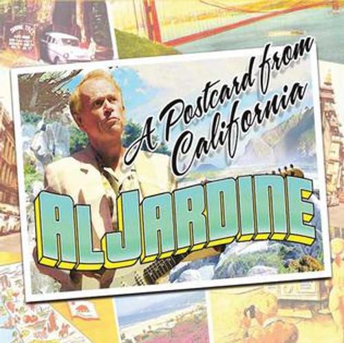 Al Jardine (Beach Boys) - Postcard From California - LP