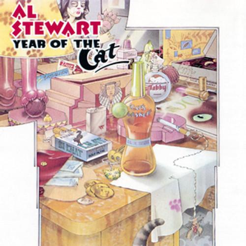 Al Stewart - Year Of The Cat - LP