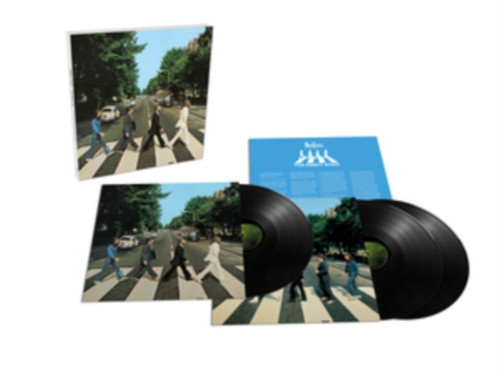 Beatles - Abbey Road - Anniversary Box Set 3xLP