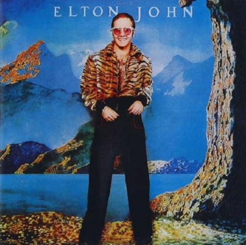 Elton John - Caribou - LP