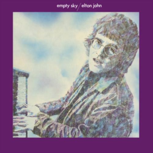Elton John - Empty Sky - LP