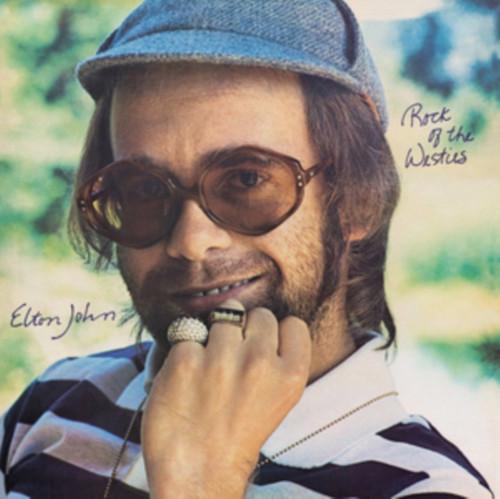 Elton John - Rock of the Westies - LP